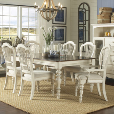 jcpenney.com | Tucker Hill Pine 7-pc. Dining Set