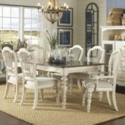 Tucker Hill Pine 7-pc. Dining Set