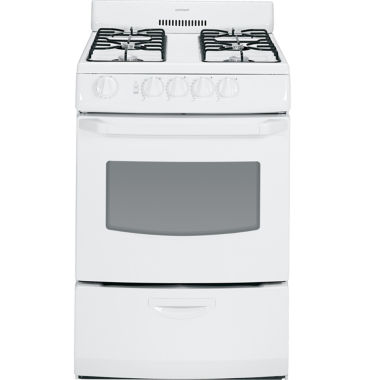 "jcpenney.com | Hotpoint® 24"" Free-Standing Gas Range"