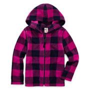 Arizona Comfy Fleece Hoodie - Preschool Girls 4-6x