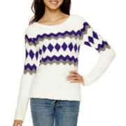 Arizona Long-Sleeve Popo Sweater