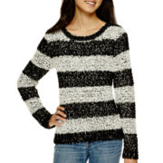Arizona Long-Sleeve Popo Sweater