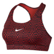 Nike® Victory Compression Mirror Mesh Sports Bra