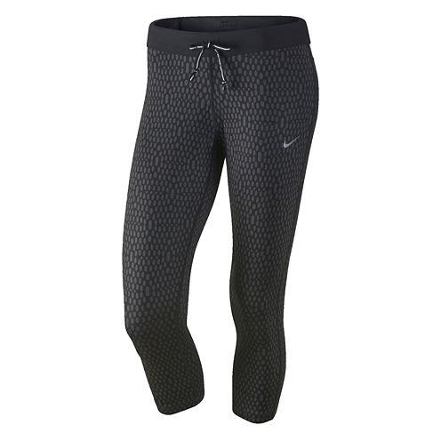 Nike® Printed Relay Cropped Pants