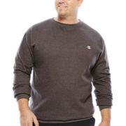 Champion® Fleece Crewneck Sweatshirt - Big & Tall