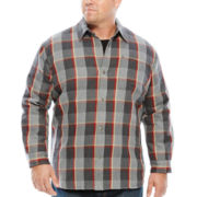 The Foundry Supply Co.™ Brawny Shirt Jacket - Big & Tall