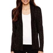 Worthington® Flyaway Cardigan Sweater - Petite