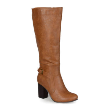 jcpenney.com | Journee Collection Carver Boots - Wide Calf