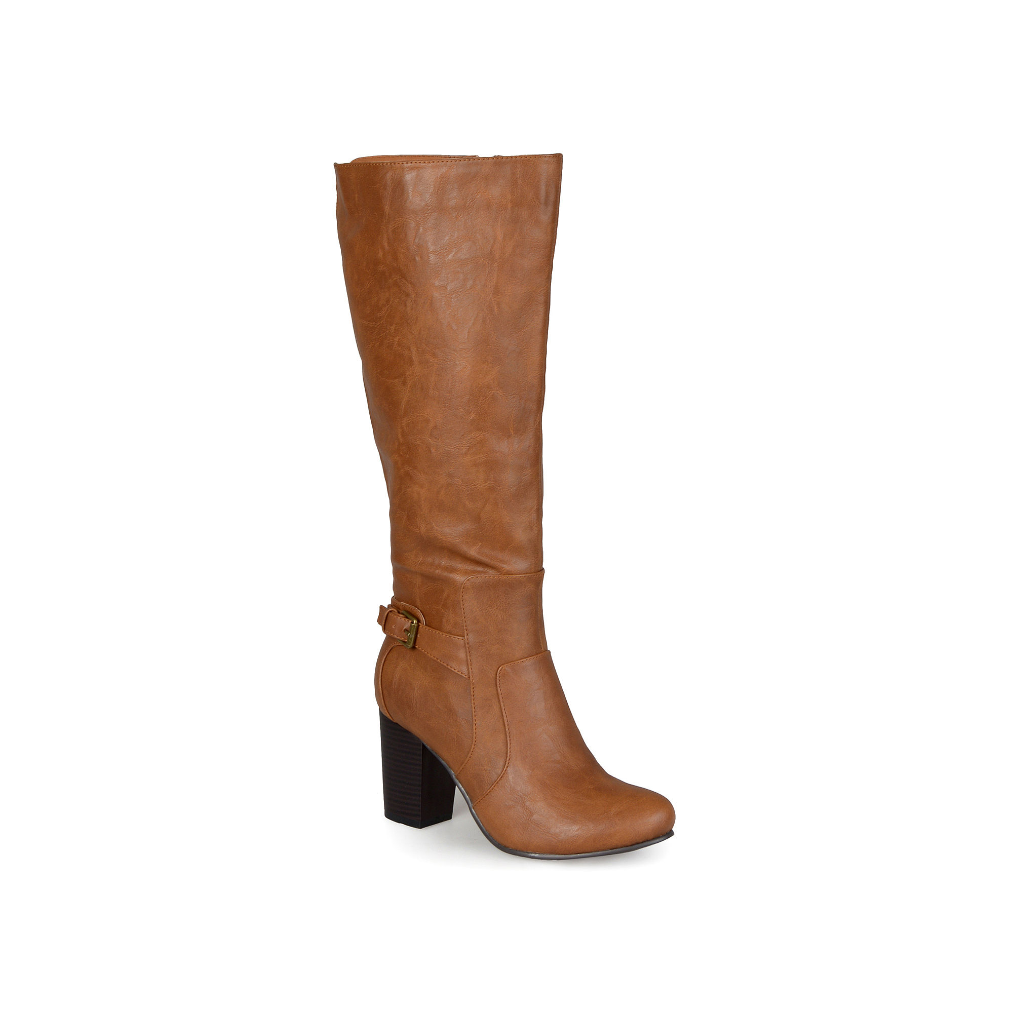 Journee Collection Carver Boots - Wide Calf plus size,  plus size fashion plus size appare
