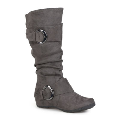 Journee Collection Jester Boots - Extra Wide Calf