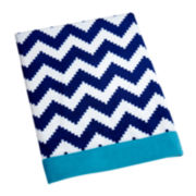 Happy Chic Baby by Jonathan Adler Party Whale Blanket