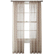 Studio™ Structure Rod-Pocket Sheer Panel