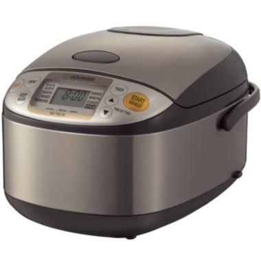 jcpenney.com | Zojirushi™ 5½-Cup Micom Rice Cooker and Warmer