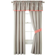 Home Expressions™ Blooms 2-Pack Curtain Panels