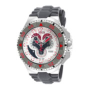 Invicta® Excursion Mens Red and Titanium Watch 18561