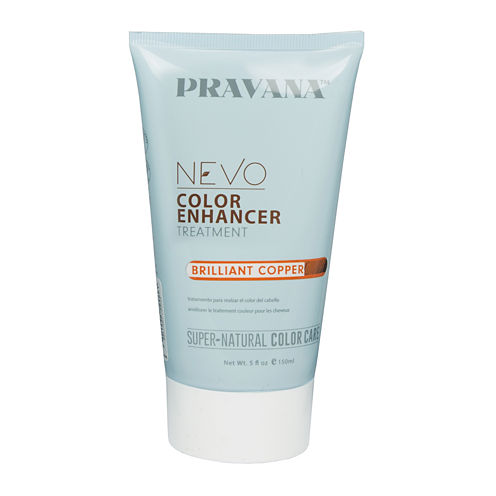 Pravana NEVO Color Enhancer Brilliant Copper Conditioner - 5 oz.