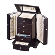 Contemporary Java Jewelry Box