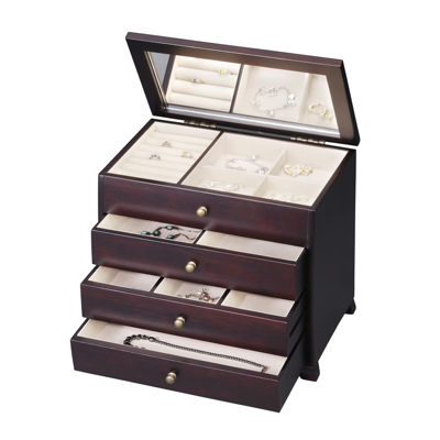 Java 3Drawer Jewelry Box JCPenney