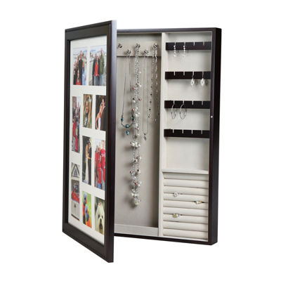 Java Wall Photo Frame Jewelry Box JCPenney