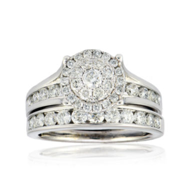 jcpenney.com | LIMITED QUANTITIES 1 3/4 CT. T.W. Diamond 14K White Gold Ring