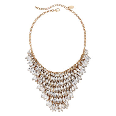 jcpenney.com | Natasha Crystal Movement Necklace