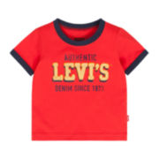 Levi's® Short Sleeve Tee - Baby Boys 12m-24m