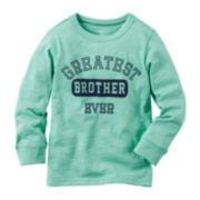 Carter's® Long-Sleeve Brother Tee - Toddler Boys 2t-5t
