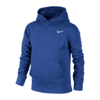 jcpenney.com | Nike® Brushed Fleece Hoodie - Boys 8-20