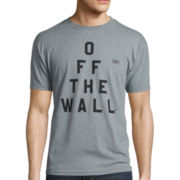 Vans® Eye Chart Short-Sleeve T-Shirt
