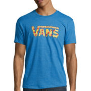 Vans® Pizza Logo T-Shirt