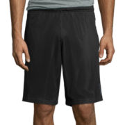 Reebok® Workout Ready Mesh Shorts