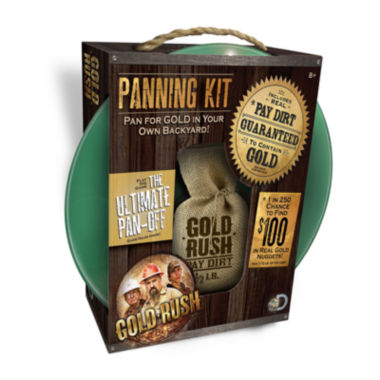 jcpenney.com | 1/2 Lb. Gold Rush Panning Science Kit