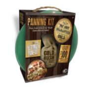 1/2 Lb. Gold Rush Panning Science Kit