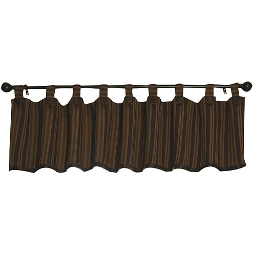 HiEnd Accents Wilderness Ridge Valance