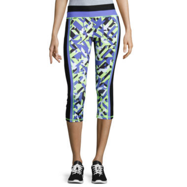 jcpenney.com | Xersion™ Double Band Capri Pants - Tall