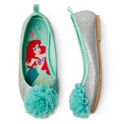 Disney Collection Ariel Girls Ballet Flats