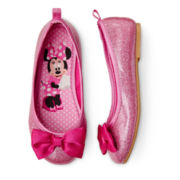 Disney Minnie Mouse Girls Ballet Flats
