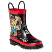 Disney Collection Jake Boys Rain Boots