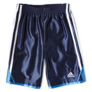 adidas® Dazzle Mesh Shorts - Boys 2t-7x