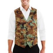 JF J. Ferrar® Camo Vest