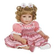 """Adora® Desert Rose 20"""" Baby Doll"""