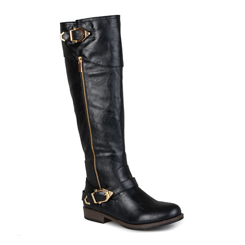 Journee Collection Barb Boots - Wide Calf