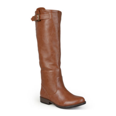 jcpenney.com | Journee Collection Amia Riding Boots - Wide Calf