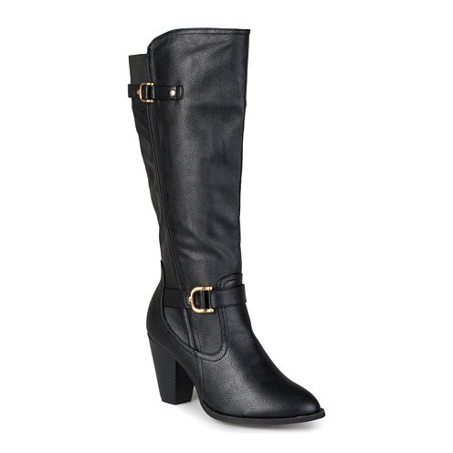 Journee Collection France Womens Riding Boots