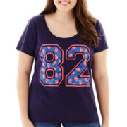 Arizona Short-Sleeve Graphic Tee - Plus