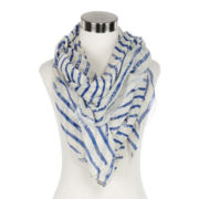 Mixit™ Wavy Striped Scarf
