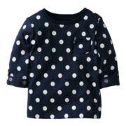 Carter's® Short-Sleeve Tee - Girls 2t-4t