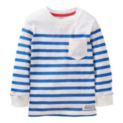 Carter's® Long-Sleeve Striped Tee - Boys 2t-4t