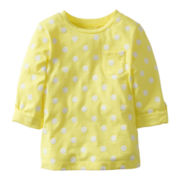 Carter's® Short-Sleeve Pocket Tee - Girls 5-6x
