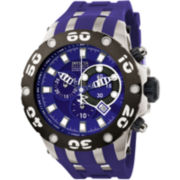 Invicta® Reserve Specialty II Mens Blue Chronograph Watch